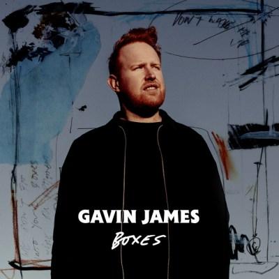 boxes - gavin james - Ireland - indie - indie music - indie pop - new music - music blog - wolf in a suit - wolfinasuit - wolf in a suit blog - wolf in a suit music blog