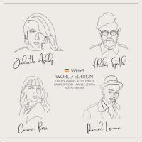 """Listen: """"Why"""" by Juliette Ashby ft. Aleks Syntek, Carmen Pierri and Daniel Lemma"""
