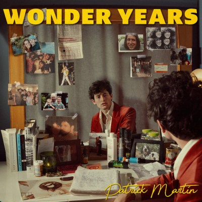 wonder years - patrick martin - indie music - indie pop - new music - music blog - wolf in a suit - wolfinasuit - wolf in a suit blog - wolf in a suit music blog