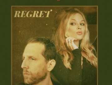 regret - james levy - cat pierce - USA - indie music - new music - indie pop - indie folk - indie rock - music blog - wolf in a suit - wolfinasuit - wolf in a suit blog - wolf in a suit music blog