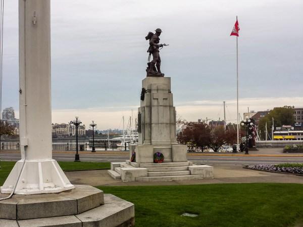 War Memorial - Victoria