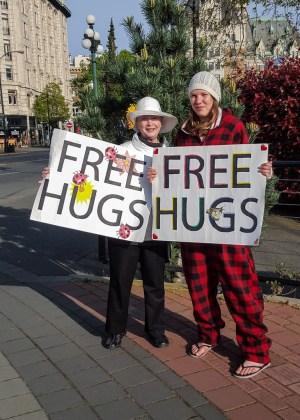 Free Hugs Inductee