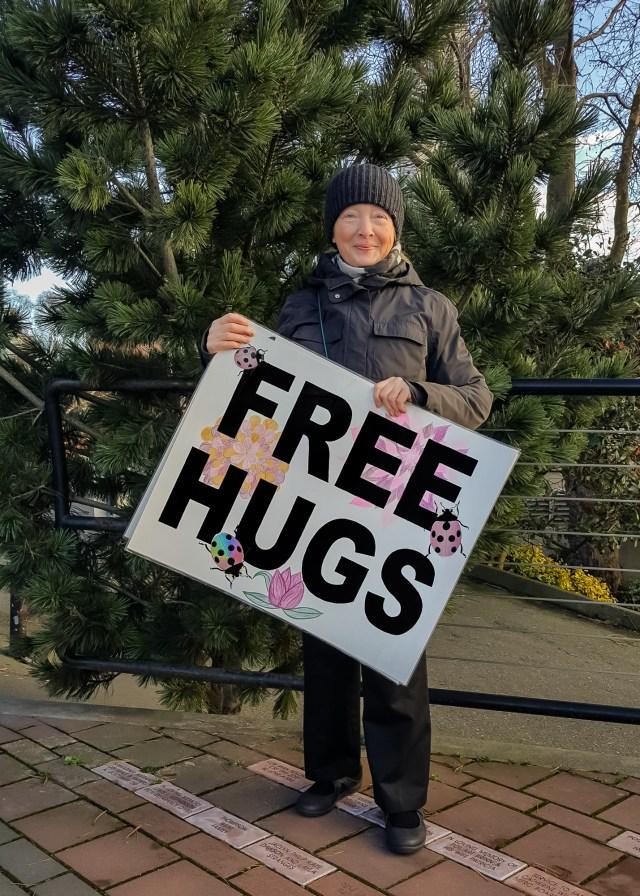 Hugging 2019