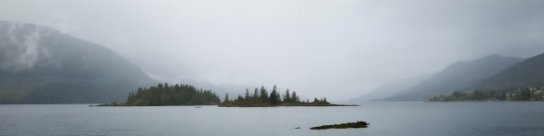 Frigon Islets, Port Alice, BC