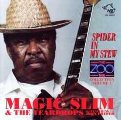 120304 Magic Slim The Teardrops Zoo Bar Collection Vol. 4