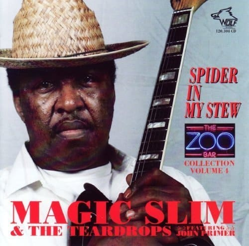 120304 Magic Slim The Teardrops Zoo Bar Collection Vol. 4