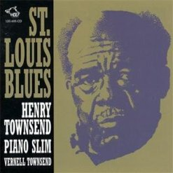 120495 St. Louis Blues Henry Townsend   Piano Slim