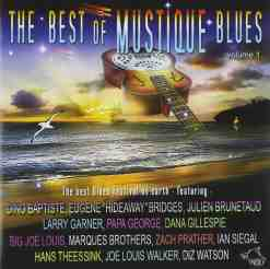 120714 Best of Mustique Blues Various Artists