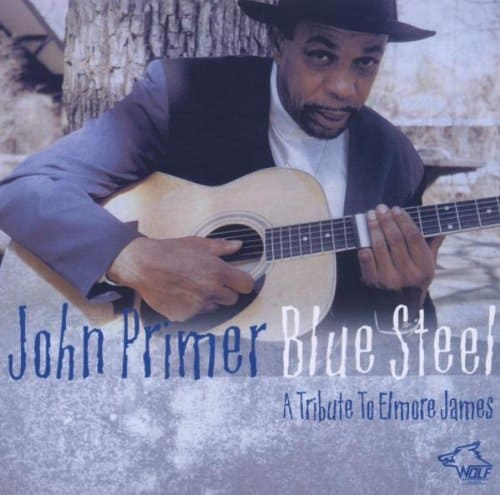 120808 John Primer Blue Steel A Tribute to Elmore James
