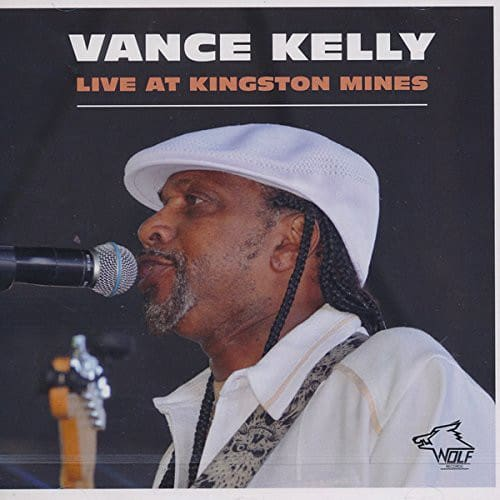 120832 Vance Kelly Live At Kingston Mines