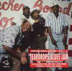 120855 Teardrops Blues Jam Various Artists