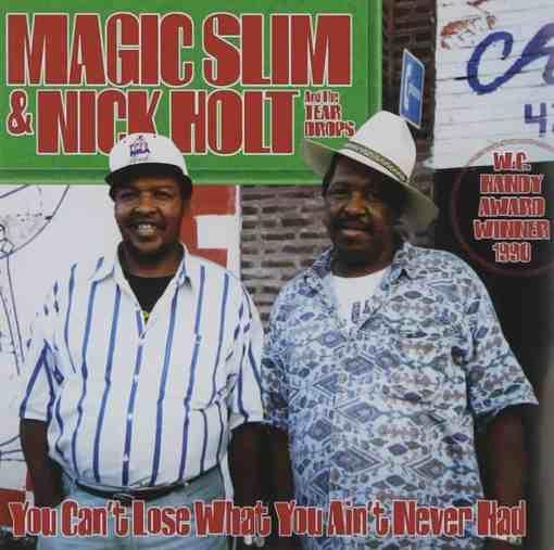 120856 Magic Slim Blues Session Vol. 10
