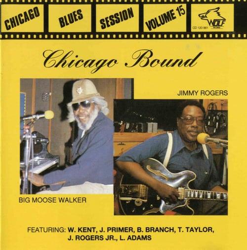 120861 Jimmy Rodgers Big Moose Walker Chicago Bound