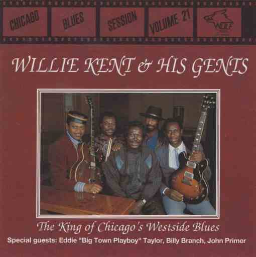 120867 Willie Kent His Gents Blues Session 21