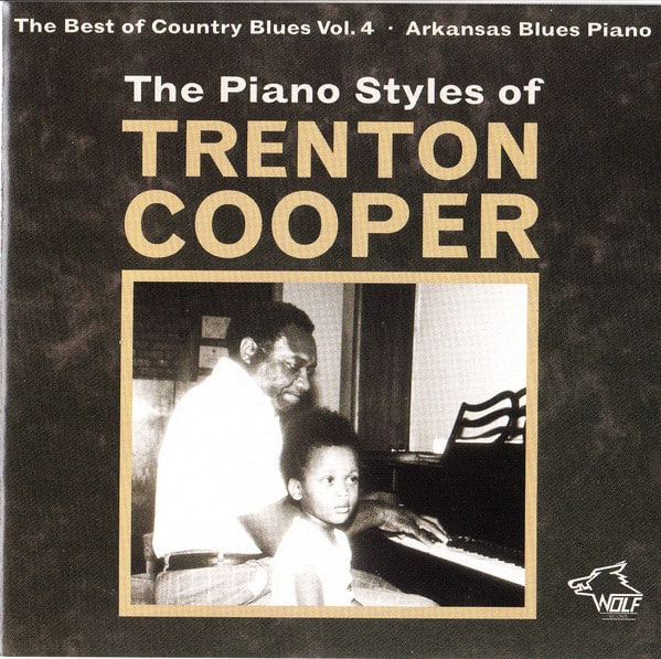 The Piano Styles Of Trenton Cooper