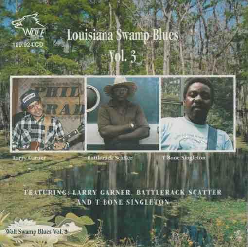 120924 Louisiana Swamp Blues Vol. 3 Various Artists