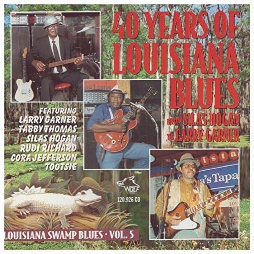 120926 Louisiana Swamp Blues Vol. 5