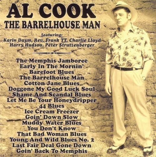 120975 Al Cook The Barrelhouse Man