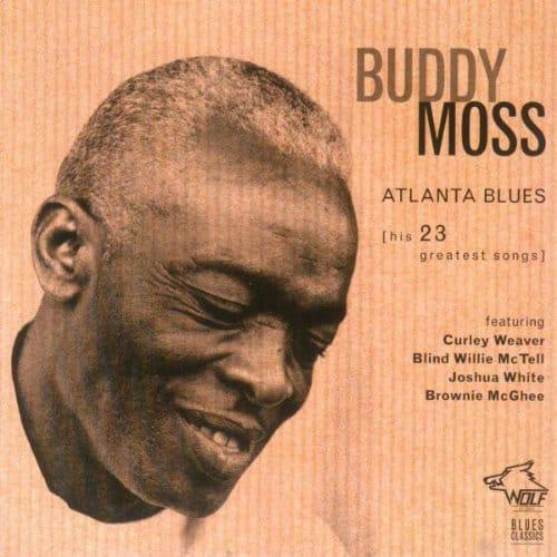 BC009 Buddy Moss Atlanta Blues
