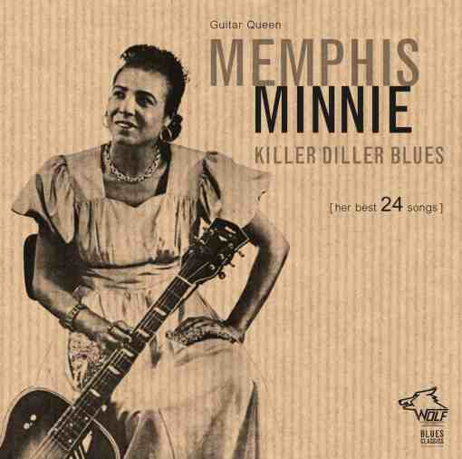 BC013 Memphis Minnie – Killer Diller Blues 1