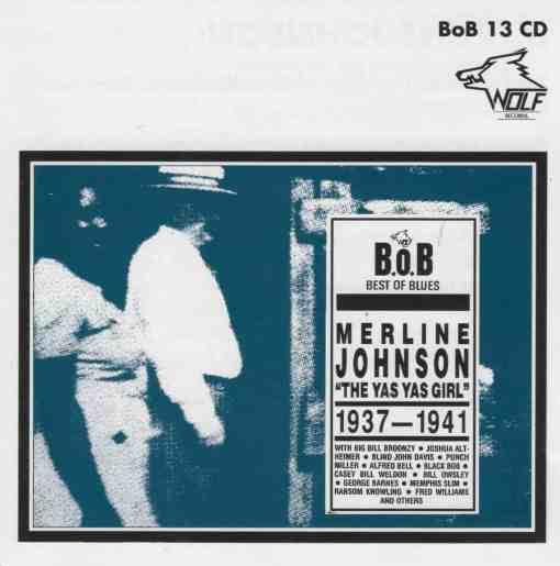 BoB13 Merline Johnson Yas Yas Girl 1937 1941