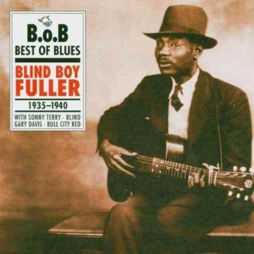 BoB4 Blind Boy Fuller 1935 1940
