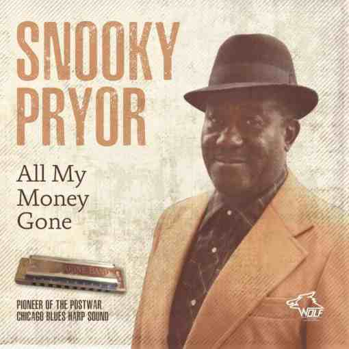 Snooky pryor Cover neu scaled