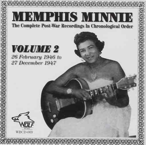 WBCD009 Memphis Minnie Complete Recordings Vol. 2