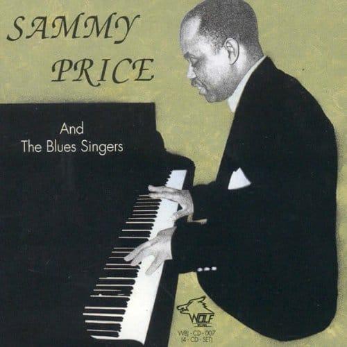WBJ007 Sammy Price and The Blues Singer