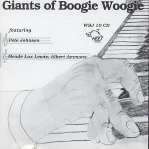 WBJ010 Giants of Boogie Woogie Various Artists