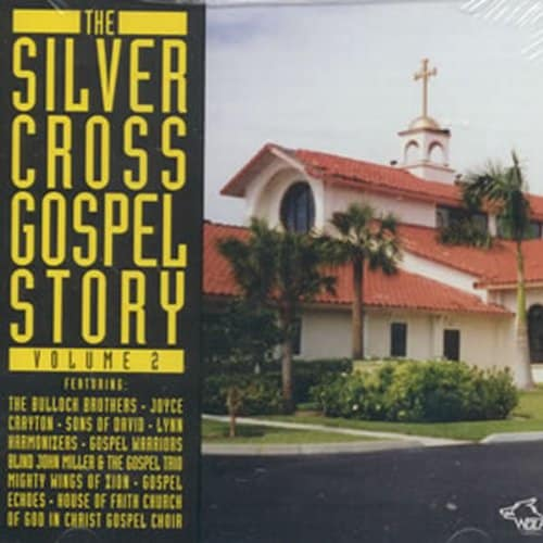 WBJ022 Silver Cross Gospel Vol. 2