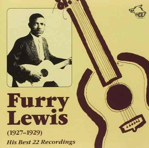 WSE101 Furry Lewis 1927 1929