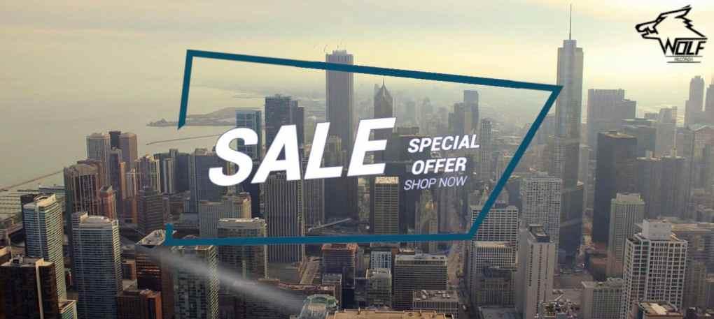 banner sale