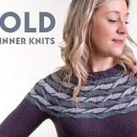 Bold Beginner Knits - Kate Davies