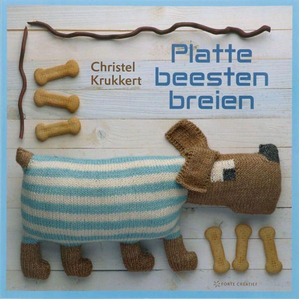 Dutch Book: Knitting Flat Animals