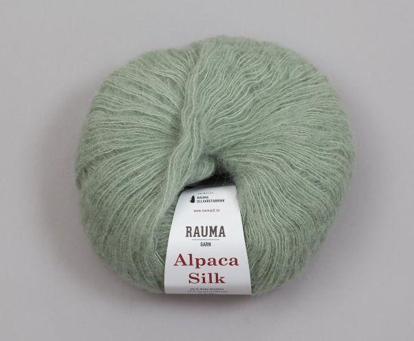 Alpaca/Silk Green no. 5304