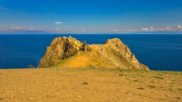 am Nordkap des Baikal