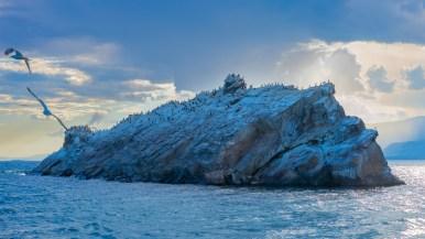 Felsen im Kleinen Meer