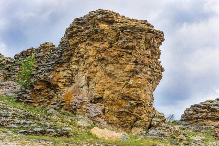 Exkursion in die Tazeran-Steppe