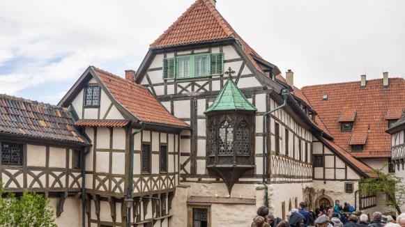 Wartburg - Lutherjahr 2017