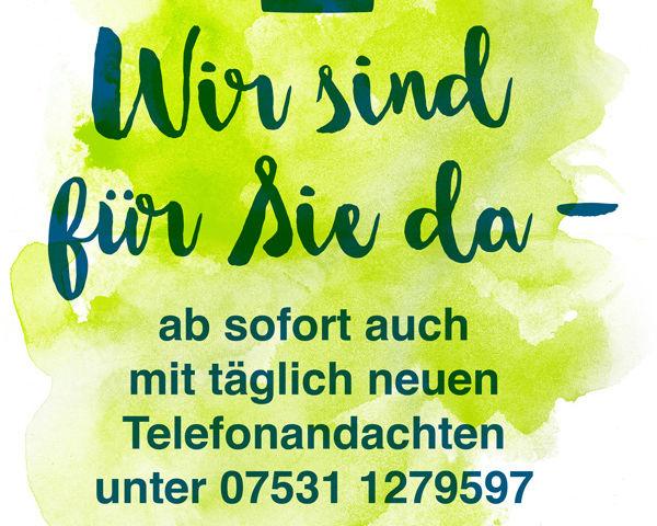 Telefonandachten2020
