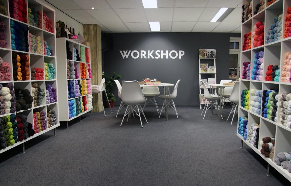 workshopruimte