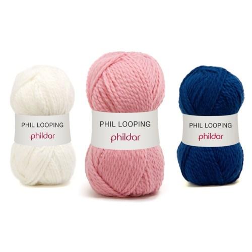 phildar phil looping