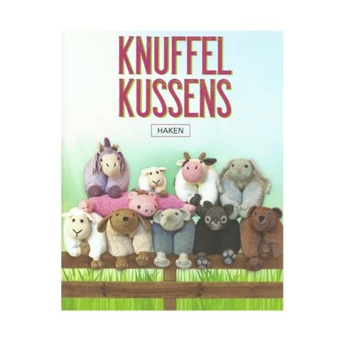 boek knuffel kussens haken