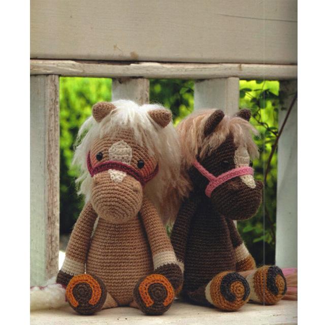 haakpakket paardje piem
