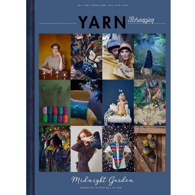 scheepjes bookazine yarn 2