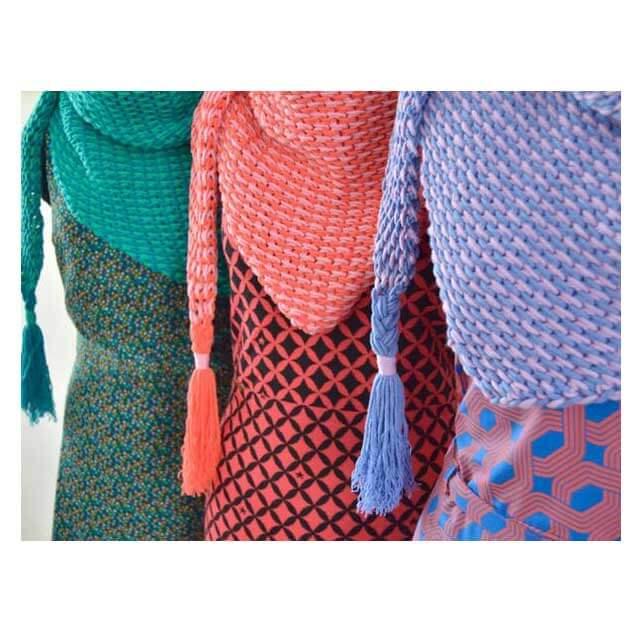 haakpakket ton sur ton sjaal byclaire