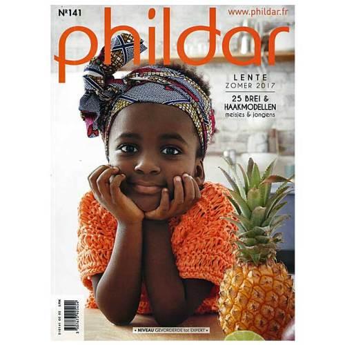 phildar magazine nr 141 lente en zomer 2017