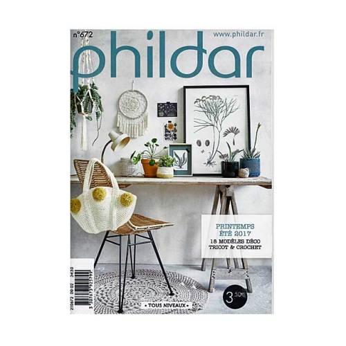 phildar magazine nr 672 deco en accessoires