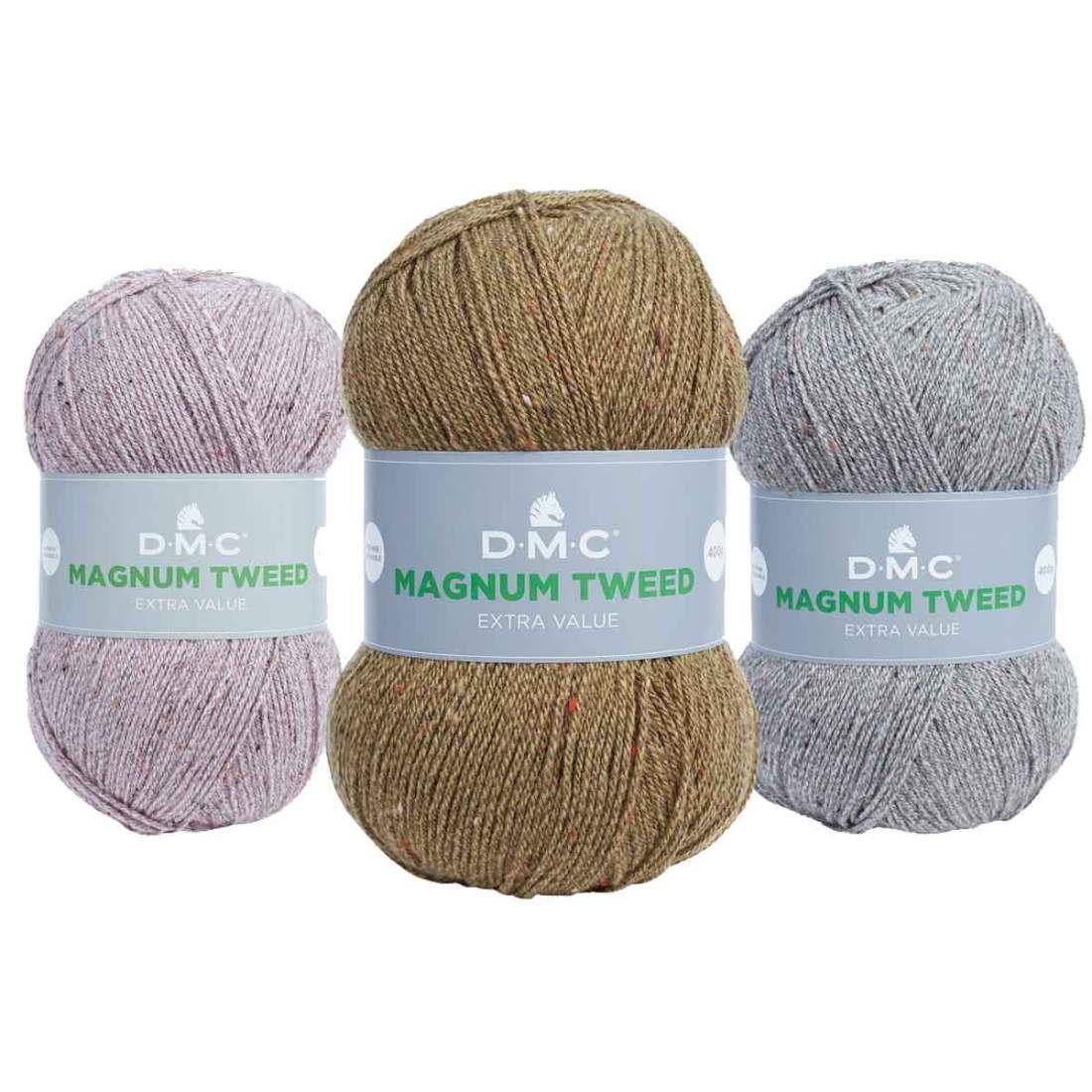 dmc magnum tweed